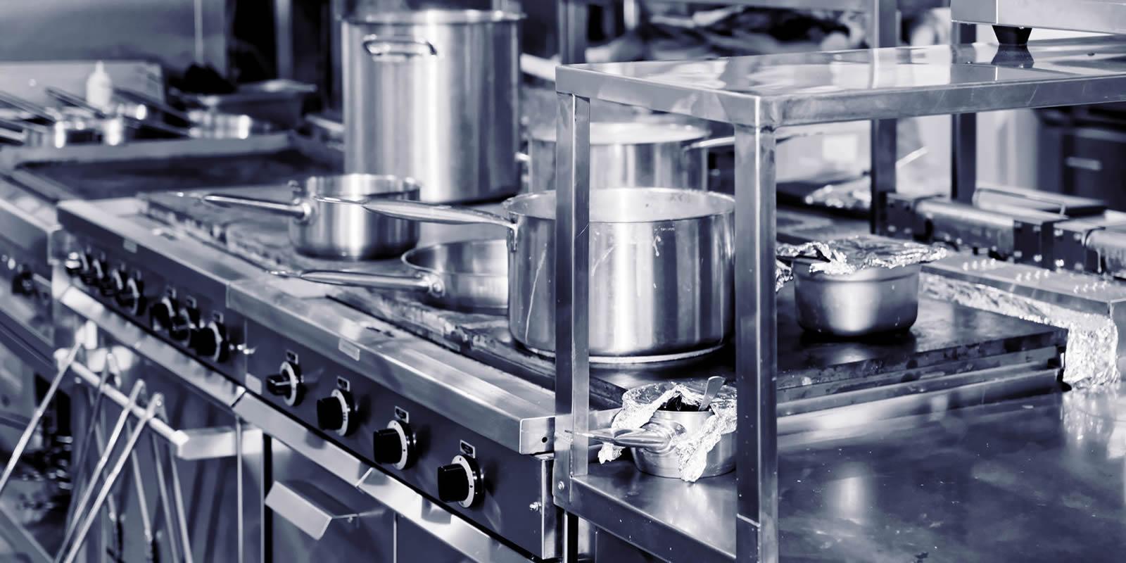 settore ristorazione torneria argi minuterie metalliche
